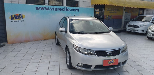 kia cerato 1.6 ex3 sedan 16v gasolina 4p manual