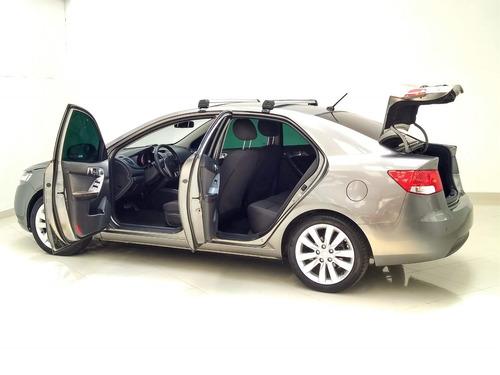 kia cerato 1.6 sx e.233 16v gasolina 4p automático