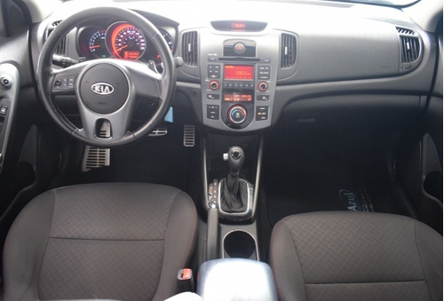 kia cerato 1.6 sx3 16v gasolina 4p automatico 2012/2013