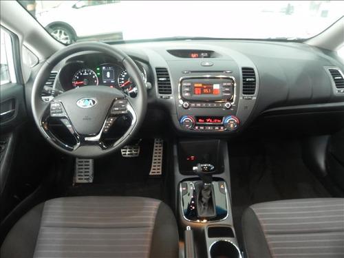 kia cerato 1.6 sx3 16v gasolina 4p automatico
