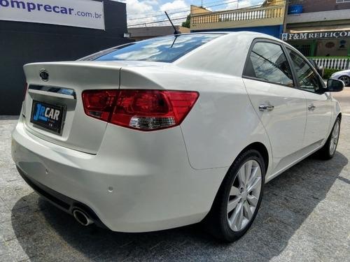 kia cerato 1.6 sx3 16v gasolina automatico 2013