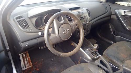 kia cerato 2012 1.6 16v automatico gasolina sucata rspeças
