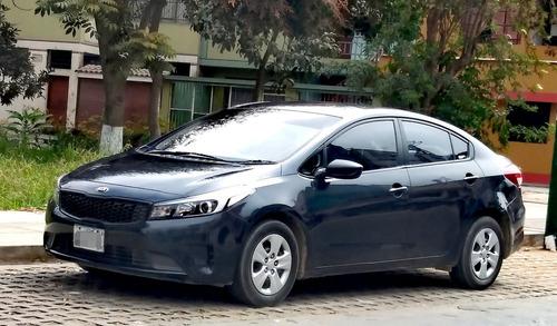 kia cerato 2017  sedan
