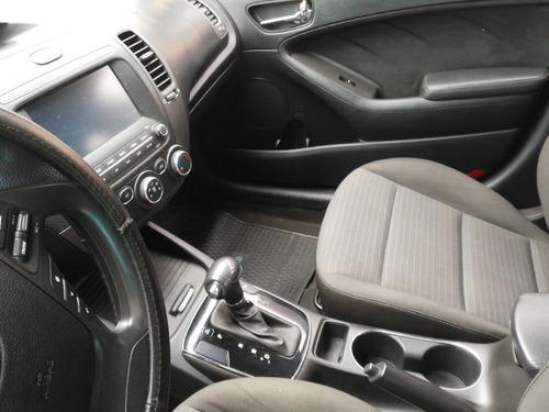 kia cerato 2018, automático, cómodo, seguro y presentable