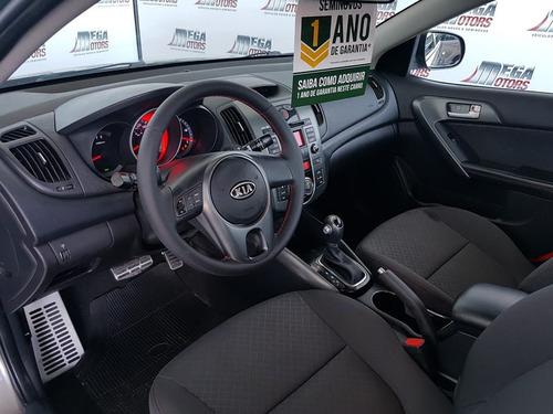 kia cerato sx3 2013 automático.