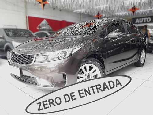 kia cerato ú.dono / garantia de fábrica temos 2019 2018 2016