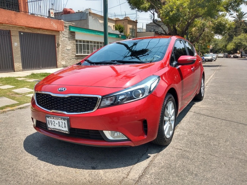 kia forte 2.0 hb ex at 2017