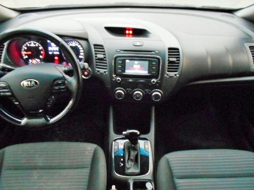 kia forte ex sedan automatico modelo 2017