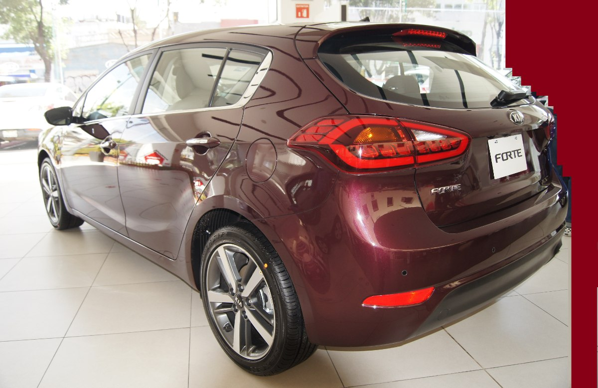 kia forte hb sx 2018 kia del valle 351 900 en mercado libre. Black Bedroom Furniture Sets. Home Design Ideas