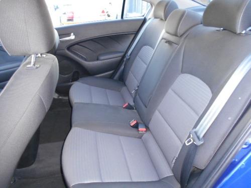 kia forte lx sedan automatico modelo 2018