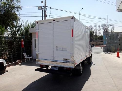kia frontier 2.5 crdi furgón térmico equipo frío año 2014