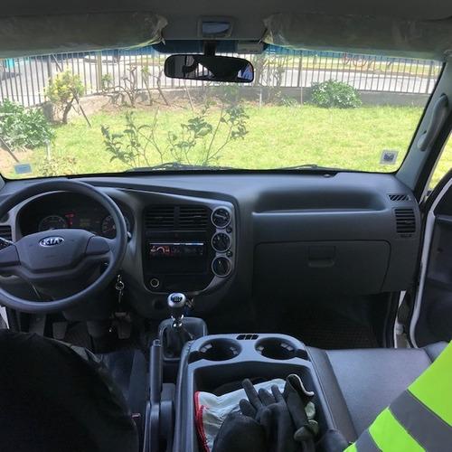 kia frontier deluxe 2.5 diesel