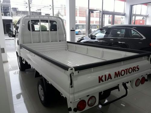 kia k 2500 c/caja minimo anticipo cuota fija en $(d)
