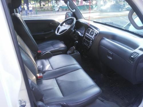 kia k 2700 2008 con equipo y furgon termico