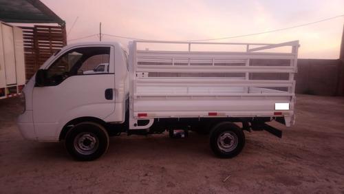 kia k 2700 camioncito lineal de 2 tn placa camioneta 2007