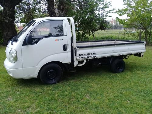 kia k 2700 diesel light truck 4x2 c/carroceria