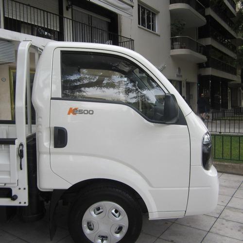 kia k2500 0 km camion con caja 2018 entrega inmediata