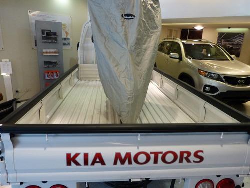 kia k2500 2017 0 km con caja y aire