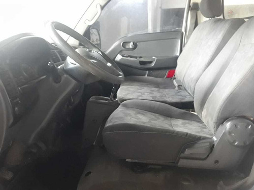 kia k2500 2.5 tdci truck c/caja 4x2 2010 (ideal mecánico)