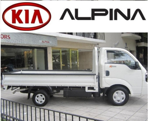 kia k2500 chasis 2018 0 km financión