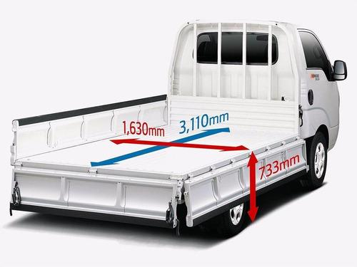 kia k2500 con caja, aire, esp, airbag