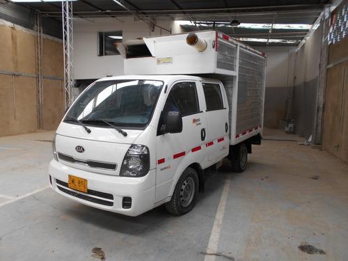 kia k2500 d.c  furgon  4x2 diesel