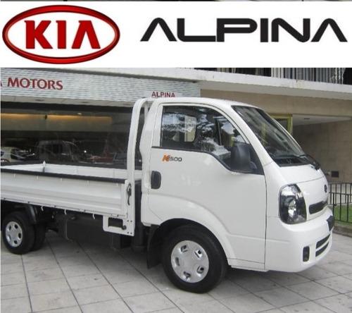 kia k2500 utilitario 2017 0 km