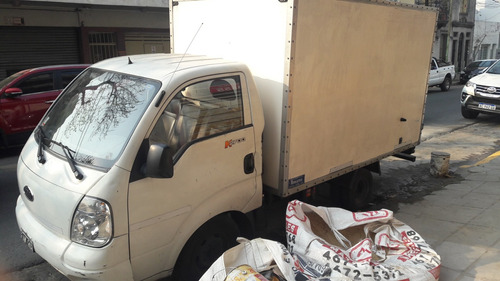 kia k2700 con furgon