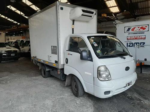 kia k2700 furgon termico y equipo frio congelados