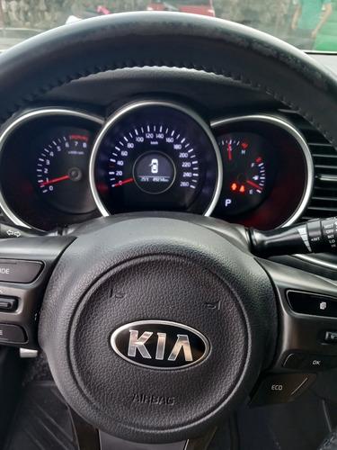 kia k5 2014 blanco original recien importado en bavaro