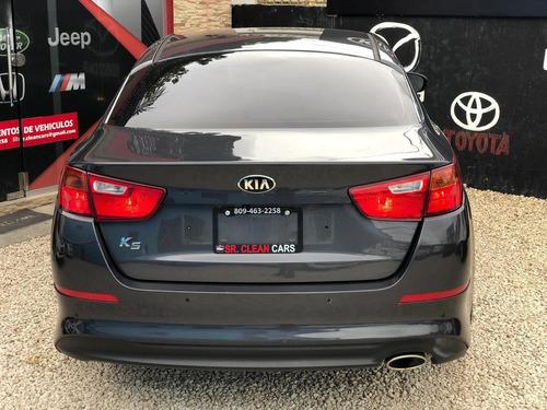 kia k5 full nuevo  recibo vehículos