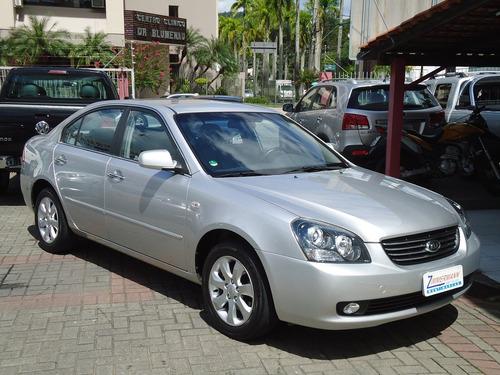 kia magentis 2.0 ex aut. 4p automático 2009