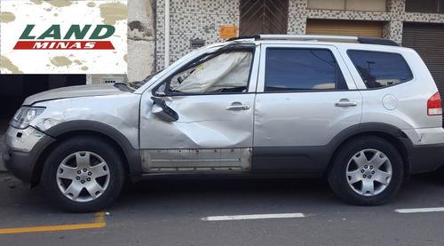 kia mohave 3.0 diesel 2011 sucata para retirada de peças