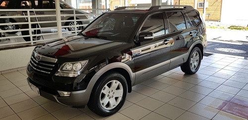 kia mohave 3.0 ex 2010 aut. top 5p turbo diesel 4x4 7 lug