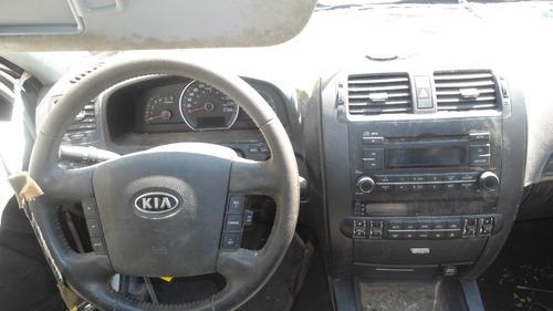 kia mohave v6 d 2009 motor cambio lataria interior peças