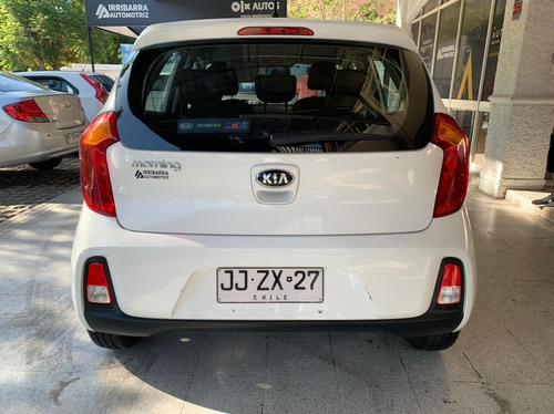 kia morning ex 1.2 2017