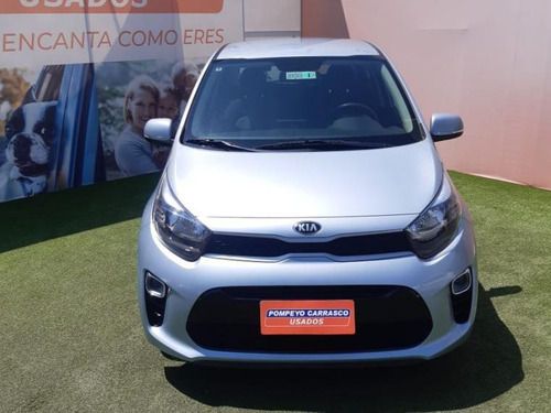 kia morning  ex 1.2l 5mt abs ac 2018