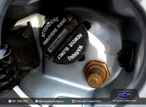 kia morning / picanto 2016, bicombustible original, coreano