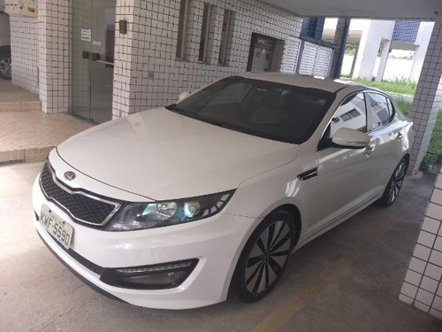 kia motors optima - 2013