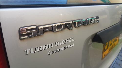 kia new sportage 2000cc 4x4 automática