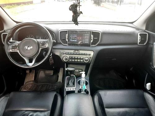 kia new sportage 2017 4x4 automatica