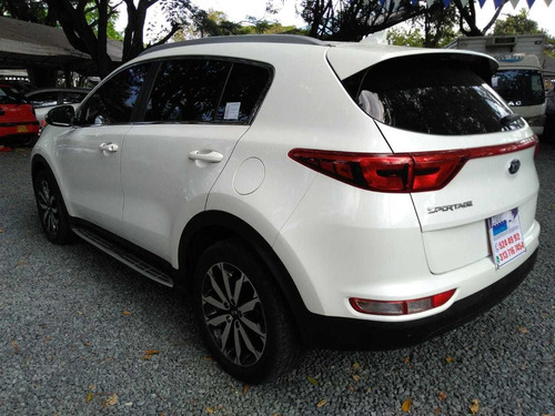 kia new sportage 2018 motor 2.0
