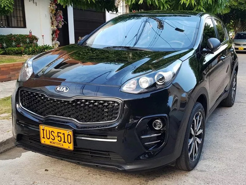 kia new sportage lx 2.0 -5 puertas