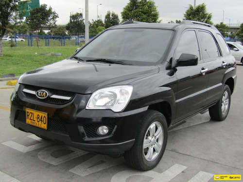 kia new sportage lx mt 2.0 4x4