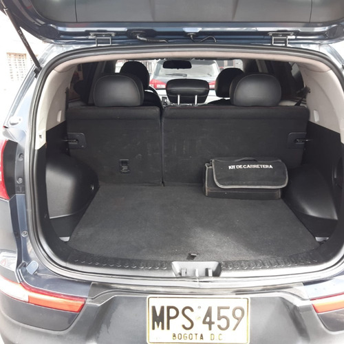 kia new sportage mecanica 4x4 diesel