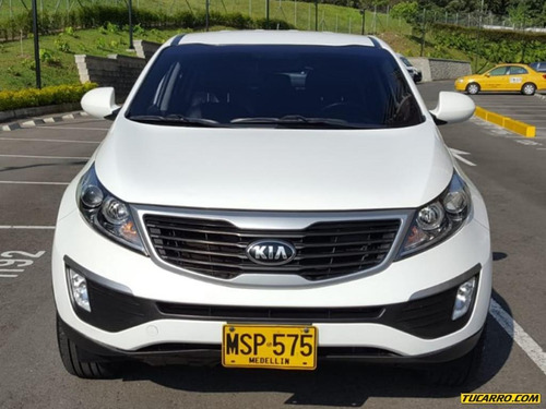 kia new sportage revolution 4x4 2.4 tp