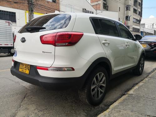 kia new sportage revolution automática 2016