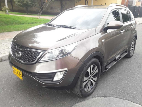 kia new sportage revolution tp 2000cc