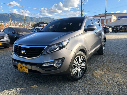 kia new sportage summa 2016
