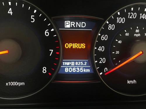 kia opirus 3.8, 2008 com baixa quilometragem. ótimo carro